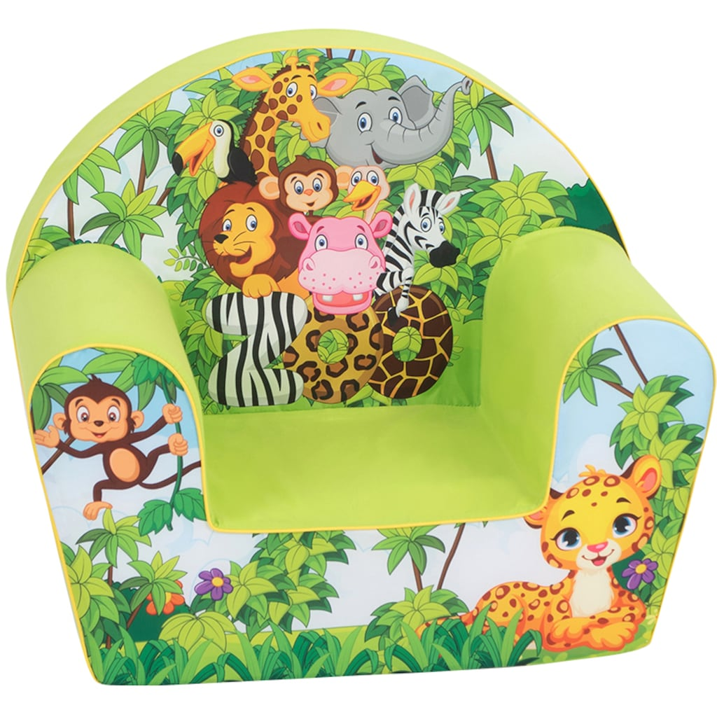 Knorrtoys® Sessel »Jungle«, Made in Europe