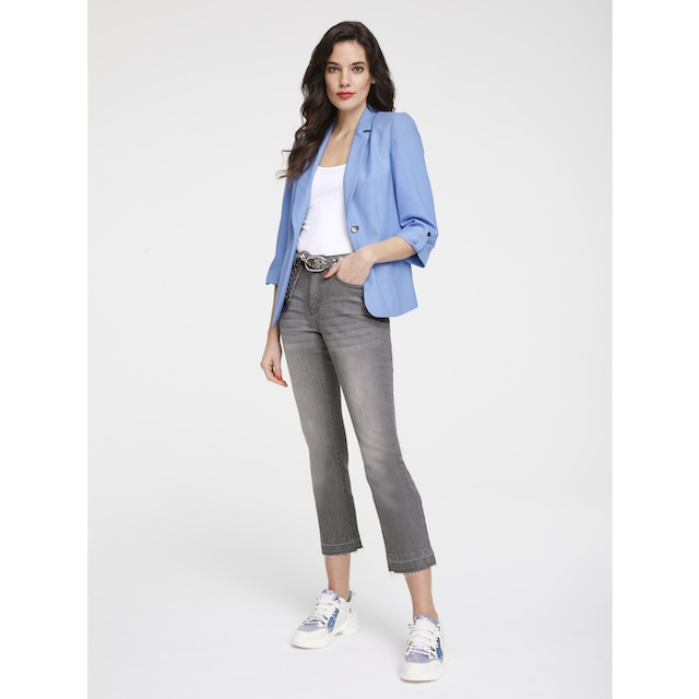 Bauchweg-Jeans Aleria mit Push-up Effekt