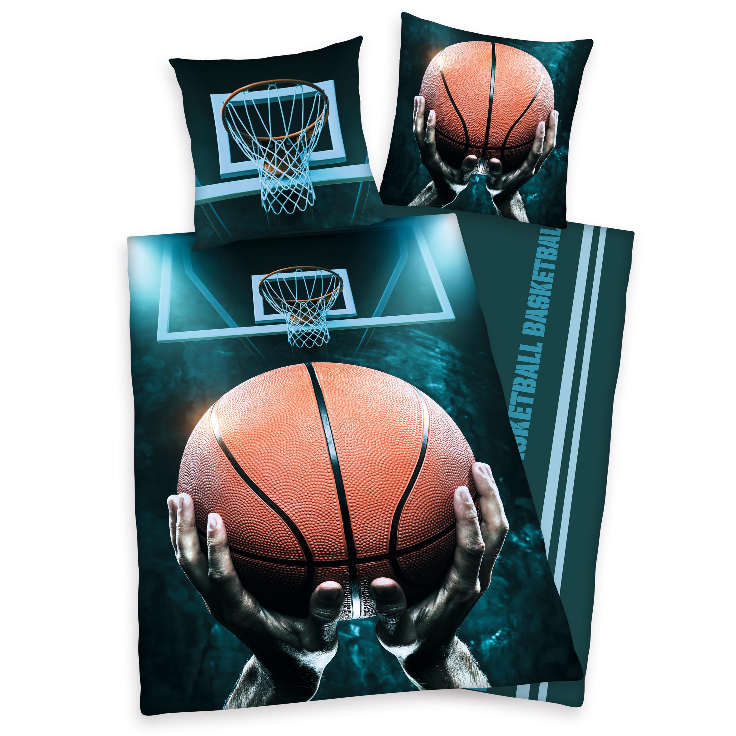 Jugendbettwäsche Basketball Herding Young Collection