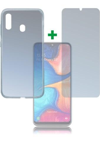 4smarts Handytasche »360 Protection Set Limited Samsung Galaxy A20e« kaufen