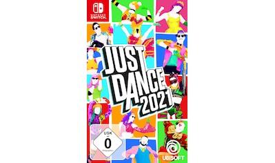 UBISOFT Spiel »Just Dance 2021«, Nintendo Switch kaufen