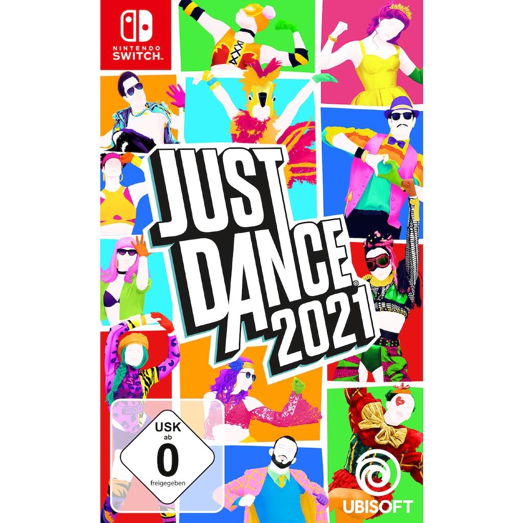 UBISOFT Spiel »Just Dance 2021«, Nintendo Switch