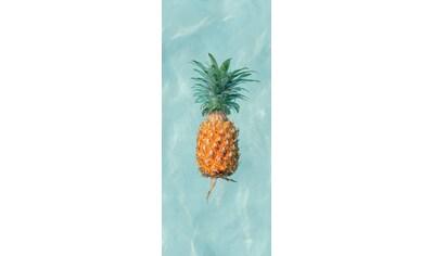 MYSPOTTI Duschrückwand »fresh F2 Happy Pineapple«, 90 x 210 cm kaufen