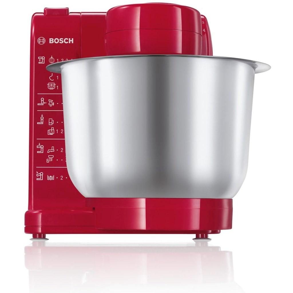 BOSCH Küchenmaschine »MUM44R1«, 500 W, 3,9 l Schüssel