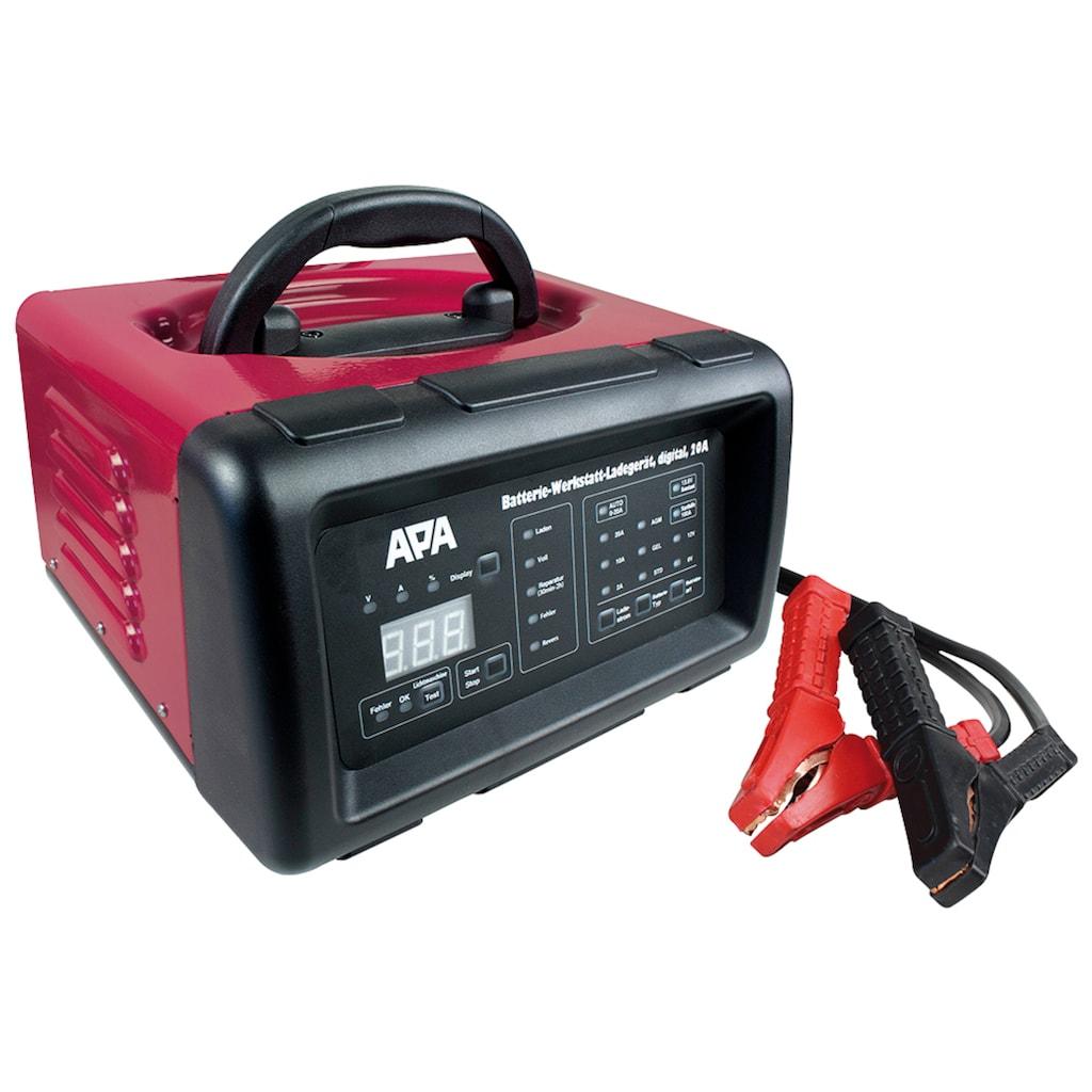 APA Batterie-Ladegerät, 20000 mA, mit Starthilfe