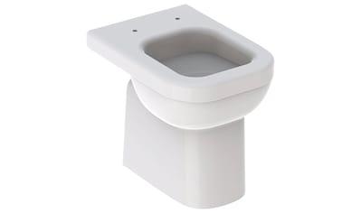 GEBERIT Stand - WC »Renova Comfort square«, erhöhte Sitzhöhe 46 cm kaufen