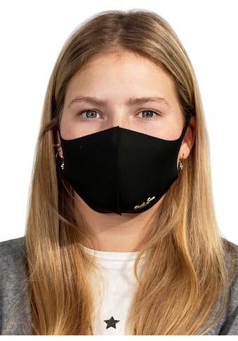 Uncle Sam Community-Maske »Mund-Nasenmaske schwarz« kaufen