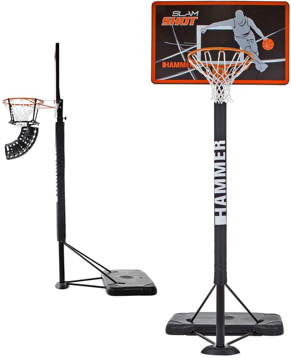 Hammer Basketballkorb HAMMER Slam Shot Basketballanlage Technik & Freizeit/Sport & Freizeit/Sportarten/Basketball/Basketball Ausrüstung
