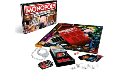 Hasbro Spiel »Monopoly Mogeln und Mauscheln«, Made in Europe kaufen