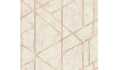 LIVINGWALLS Vliestapete »Metropolitan Stories Francesca Milano grafisch«, geometrisch kaufen