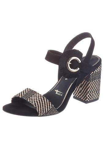 Tamaris Sandalette »Callie« kaufen