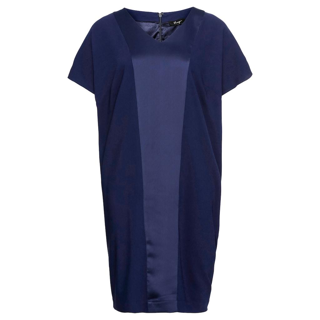 Sheego Cocktailkleid, im Oversized-Look