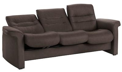 Stressless® 3-Sitzer »Sapphire«, mit Low Back, inklusive Relaxfunktion & Rückenverstellung, Breite 209 cm kaufen