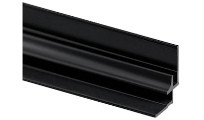 SCHULTE Profil »Decodesign «, schwarz, 255 cm kaufen