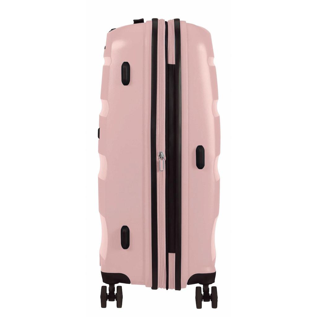 American Tourister® Hartschalen-Trolley »Bon Air DLX, 66 cm«, 4 Rollen, mit Volumenerweiterung