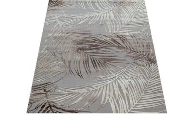 Paco Home Teppich »Theresa 026«, rechteckig, 16 mm Höhe, Kurzflor mit 3D-Optik,... kaufen