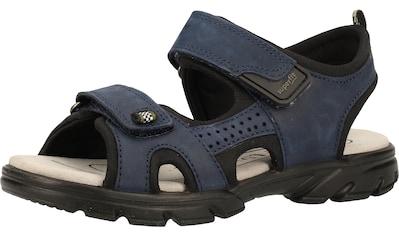 Superfit Sandale »Nubukleder/Textil« kaufen