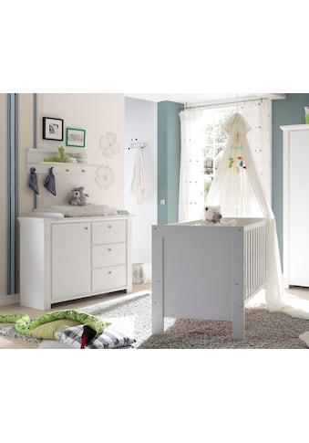Babymöbel-Set »Dandy«, (Spar-Set, 2 St.), Bett + Wickelkommode kaufen