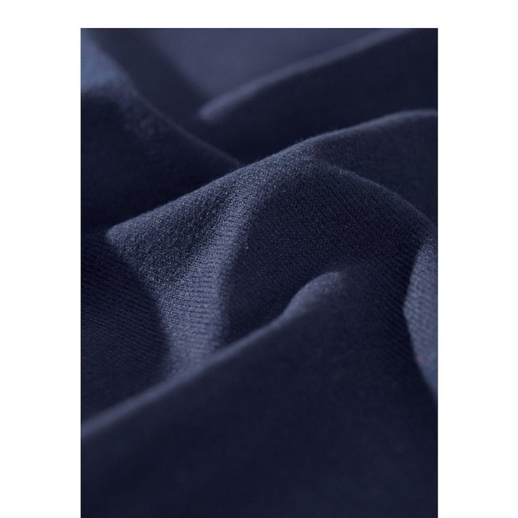 Trigema Kapuzensweatjacke