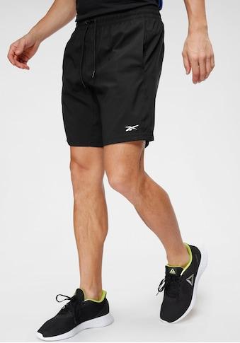 Reebok Shorts »WORK OUT READY WOVEN SHORT« kaufen