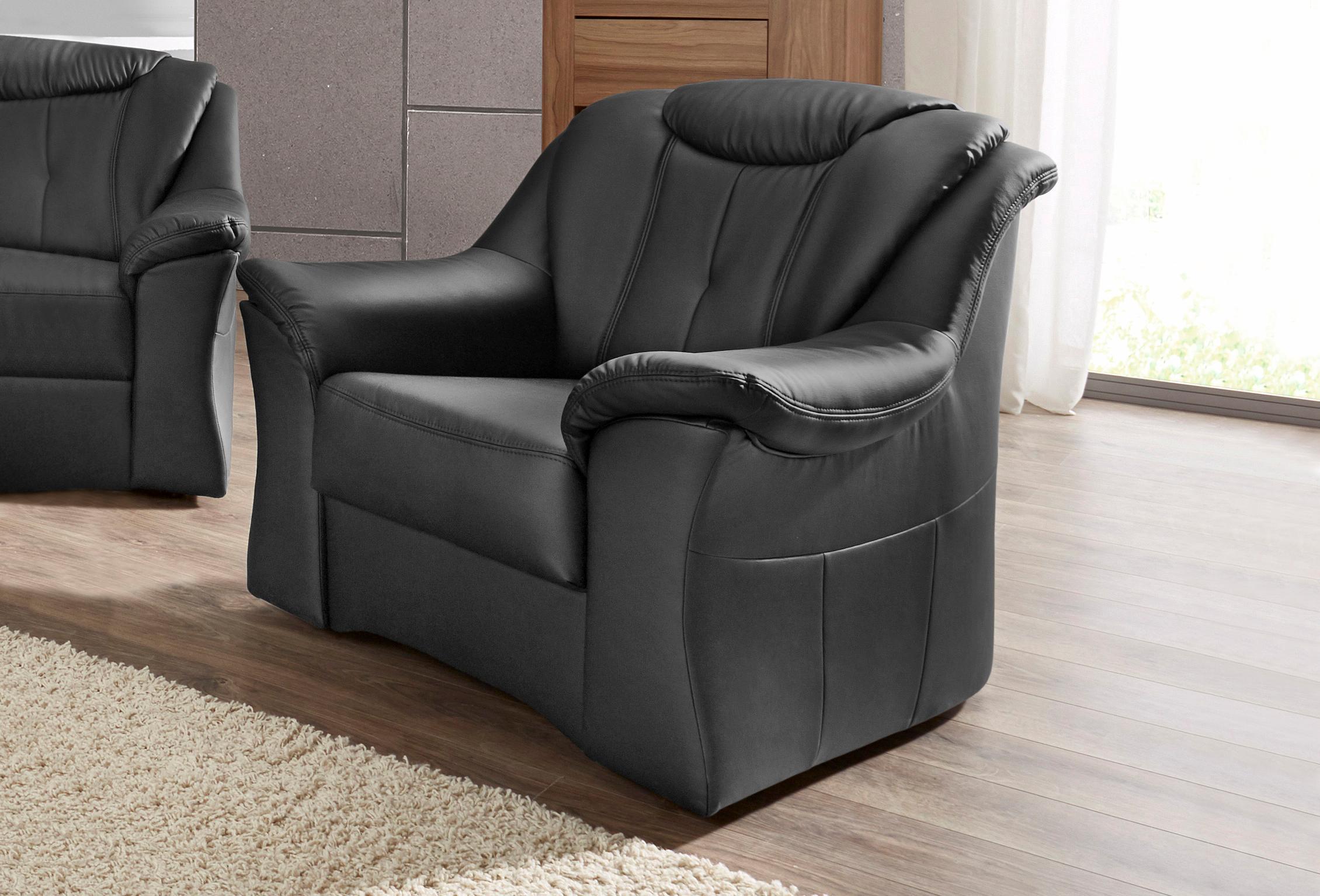 sit&more Sessel, mit komfortablem Federkern