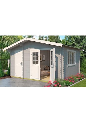OUTDOOR LIFE PRODUCTS Gartenhaus »Belmont 2«, BxT: 445x300 cm, inkl. Fußboden kaufen