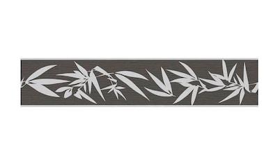 JETTE Bordüre »Bordüre Bambus«, floral, mit Vlies kaufen