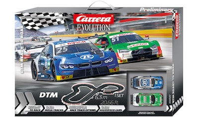 """Carrera® Autorennbahn """"Carrera® Evolution  -  DTM Ready to Roar"""", (Streckenlänge 6,3 m) kaufen"""