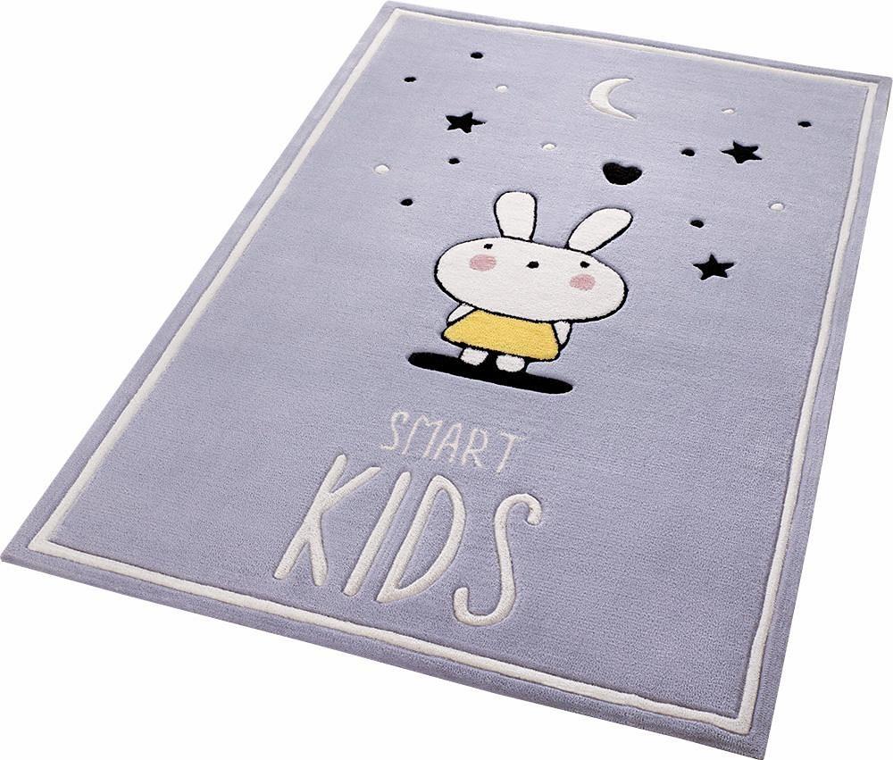 Kinderteppich Conny SMART KIDS rechteckig Höhe 10 mm handgetuftet