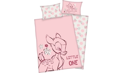 Disney Babybettwäsche »Bambi«, mit niedlichem Bambi kaufen