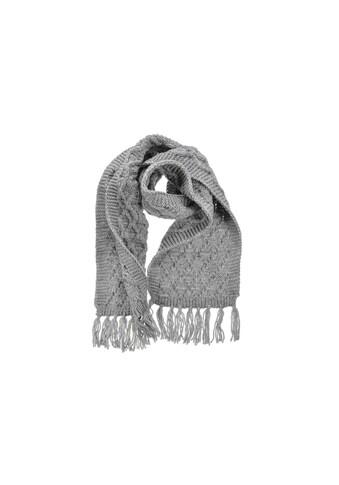 Seeberger Strickschal »Schal in besonderem Muster mit Fransen 18193-0 (Maße 170x« kaufen
