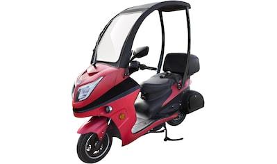 Santa Tina E-Motorroller »Lucca Duo«, 45 km/h, 50 km kaufen