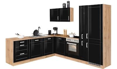 HELD MÖBEL Winkelküche »Tinnum«, ohne E-Geräte, Stellbreite 240/270 cm kaufen