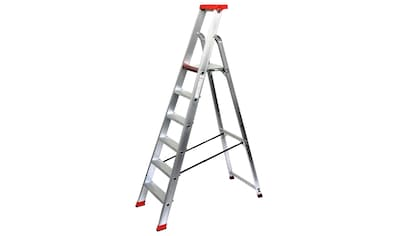 Stehleiter 3,5 m, 6 - stufig kaufen