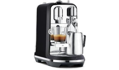 Nespresso Kapselmaschine »SAGE Nespresso-Maschine »The Creatista Plus, schwarz, SNE800BTR2EGE1 «« kaufen