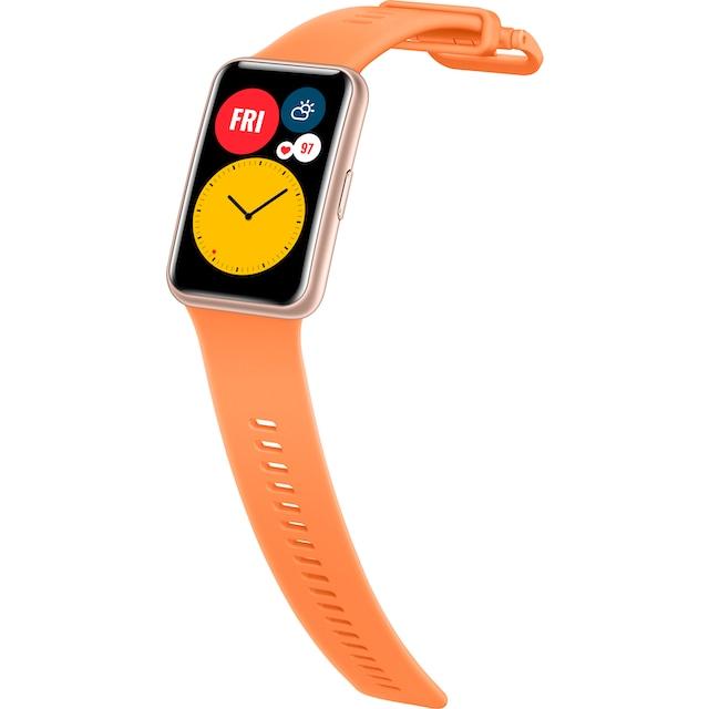 Huawei Watch Fit Smartwatch (4,17 cm / 1,64 Zoll)
