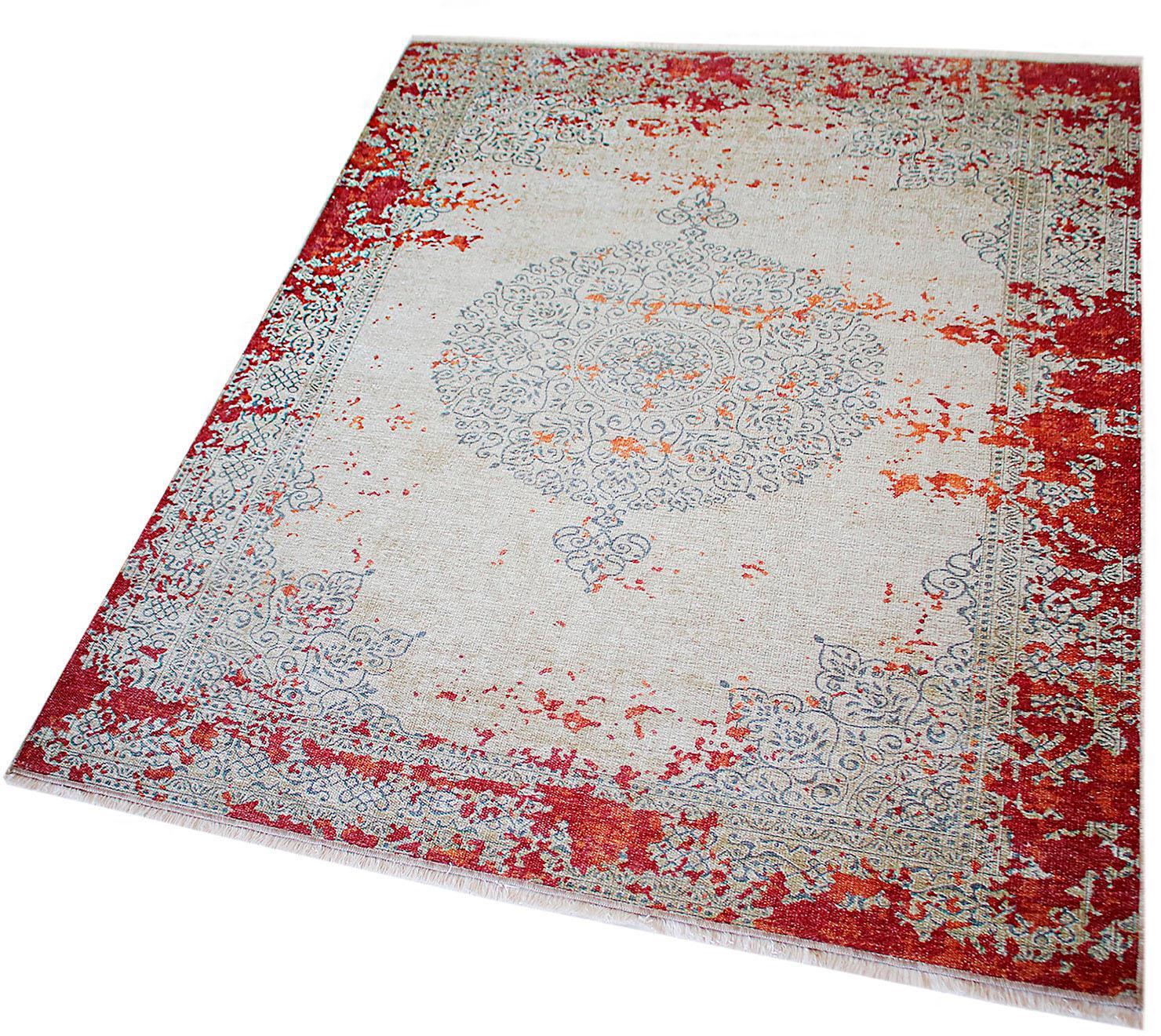 Teppich Majestik 1900 Sehrazat rechteckig Höhe 5 mm gedruckt