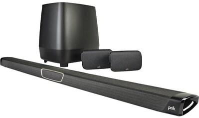 Polk Soundbar »MAGNIFI MAX SR«, mit Subwoofer und 2 Rear-Speakern kaufen