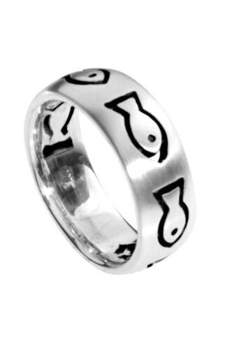 OSTSEE - SCHMUCK Fingerring »Fisch Silber 925/000 ,« kaufen