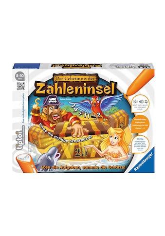 Ravensburger Spiel »tiptoi® - Das Geheimnis der Zahleninsel«, Made in Europe kaufen