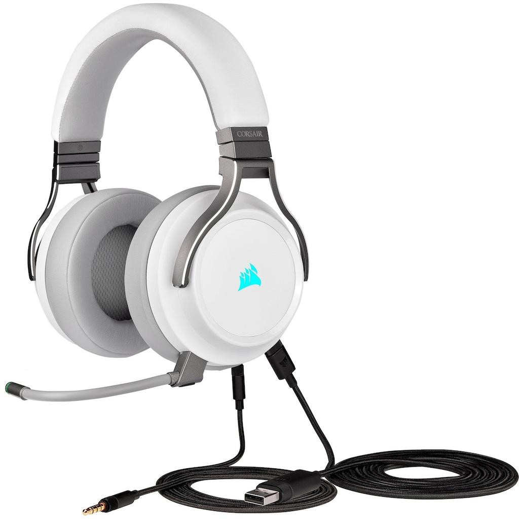 Corsair PC-Headset »VIRTUOSO«, LED für Kopplungsstatus-LED für Mikrofonstatus