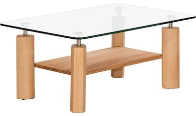 Premium collection by Home affaire Couchtisch »Elias«, in rechteckiger Form mit... kaufen
