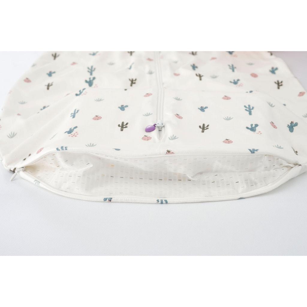 Träumeland Babyschlafsack »Sommerschlafsack LIEBMICH Baumwolle, Design Kaktusliebe«, (1 tlg.)