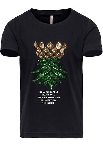 KIDS ONLY T-Shirt »KONANE«, mit Rundhalsausschnitt kaufen