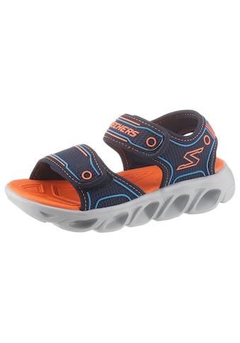 Skechers Kids Sandale »Blinkschuh Hypno-Splash Lighted«, mit Blinkfunktion an der... kaufen