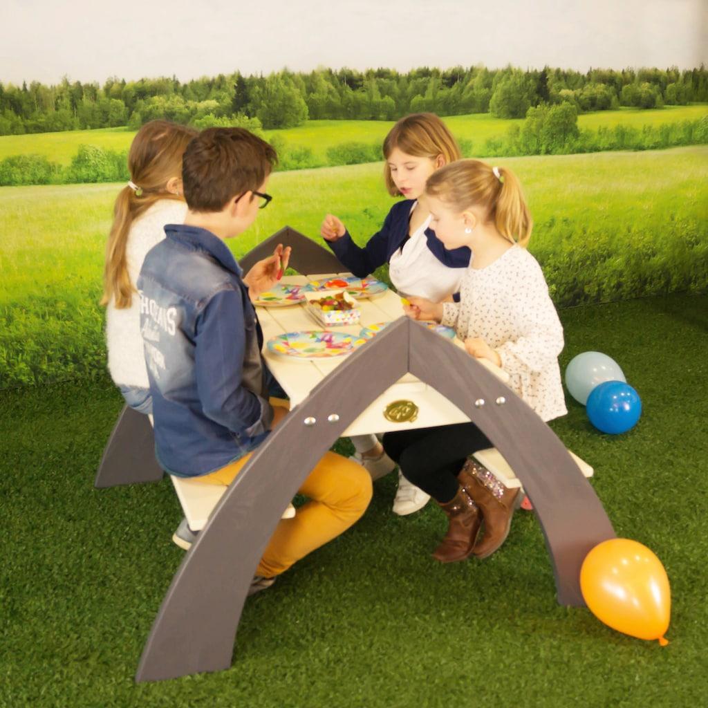 AXI Kindersitzgruppe »Kylo XL«, Picknicktisch, BxTxH: 119x108x75 cm