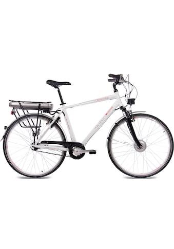Chrisson E - Bike »E - Gent N7«, 7 Gang Shimano Nexus SG - C3000 - 7C Schaltwerk, Nabenschaltung, Frontmotor 250 W kaufen