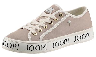 Joop! Sneaker »Classico Jil Sneaker«, mit Logoschriftzügen an der Laufsohle kaufen