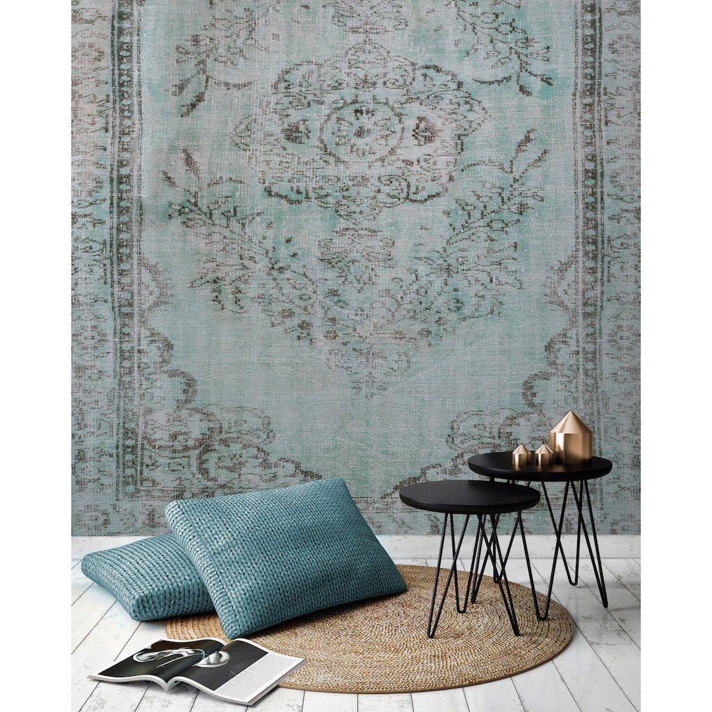 Art for the home Fototapete »Wandkleed«, orientalisch, 280 cm Länge