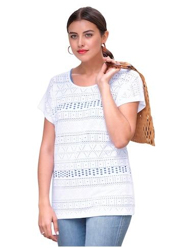 Emilia Lay T-Shirt »1/2-Arm« kaufen